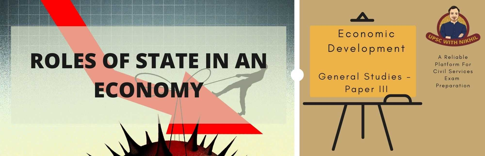 Roles of State in an Economy